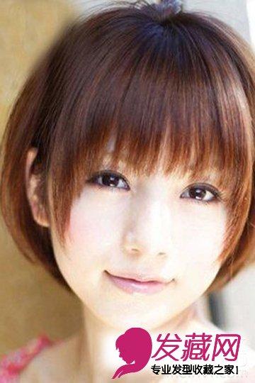 【图】2015小清新短发发型设计图片