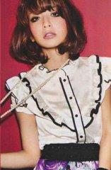 2015最流行日系短发发型 潮流时尚