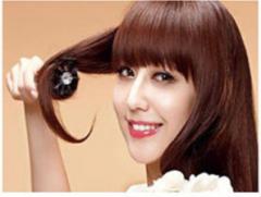 发型网教你吹发技巧 在家也是美发店