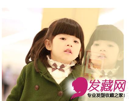 【图】可爱小女孩发型