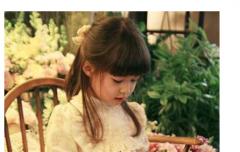 发型 小女孩/可爱小女孩发型小女孩发型绑扎方法