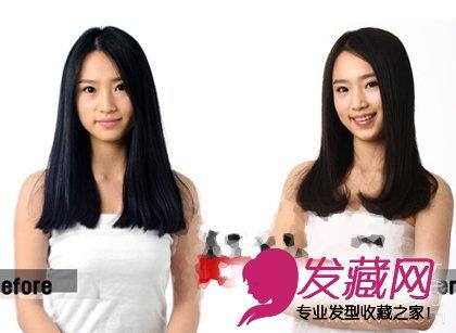 告诉你长头发怎样扎好看(2)图片