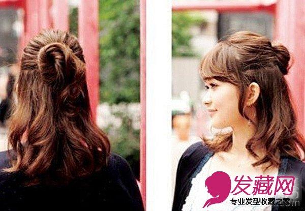 扎头发的方法图解 →怎样扎好看的发型 4款心机扎发简单好学 →怎么编