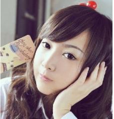 2015韩妞长头发的发型 甜美可人