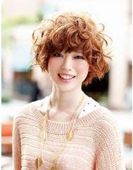 方脸短发设计 方脸适合的短发图片
