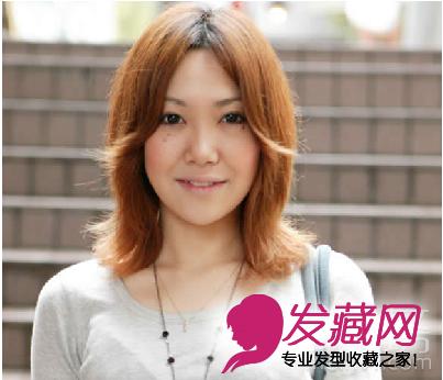 女生圆脸适合什么刘海 圆脸刘海发型
