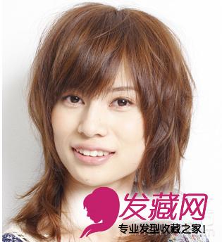 夏日短发瘦脸又减龄发型 胖脸女生适合的短发设计 简单的韩式盘发步骤图片
