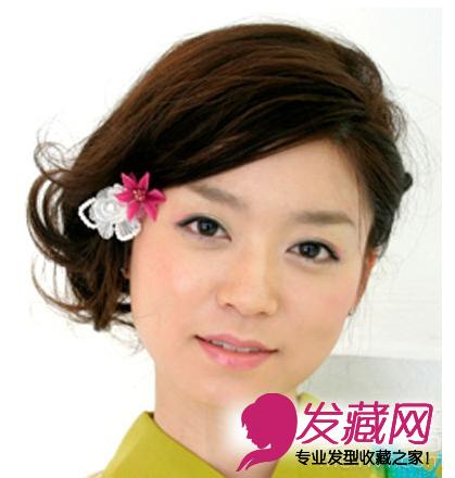 夏天刘海发型 国字脸适合什么刘海发型