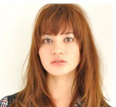 美女坊小结 方脸型适合什么发型设计