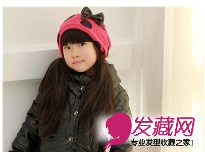 【图】可爱小女孩发型绑扎方法
