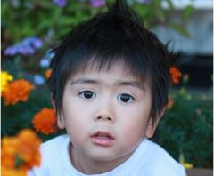 6款适合可爱小男孩发型设计