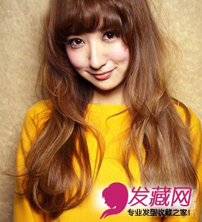 发型 春日/春日最卷发4款最新卷发发型图片(2)