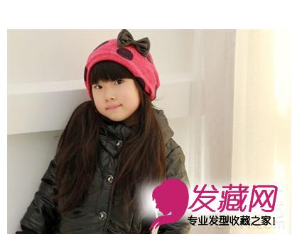 【图】6款可爱小女孩发型图片(2)