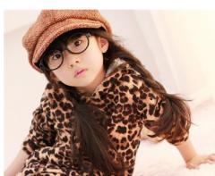 发型/6款可爱小女孩发型图片