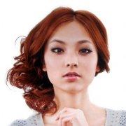 最新女生扎发发型图片
