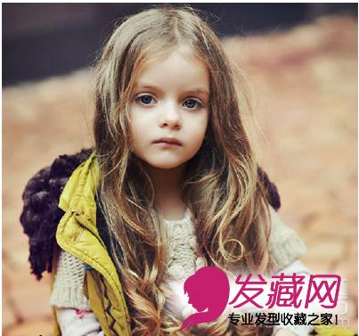 【图】可爱小精灵 小女孩发型图片设计