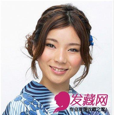 空气刘海 夏天适合什么短发发型