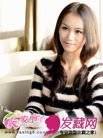 【图】流行双马尾扎发 尽显甜美气质(5)_女生可爱发型