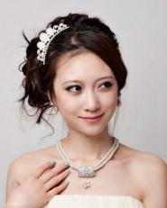 最热款新娘发型 新娘365bet