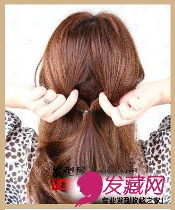 教你扎100种头发图解 教你扎100种头发图片 教你扎100种儿童头发图片