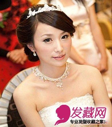 【图】最美中式新娘发型