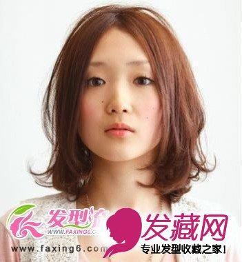 无刘海梨花头 个性潮甜美 2