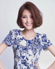 【女生短发发型】_最新女生短发发型发型图片大全_扎