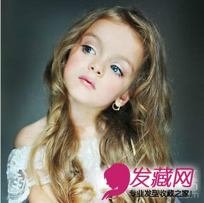 可爱好看的小女孩发型哦,选好合适的发型,和你的小女孩一起共度六一吧
