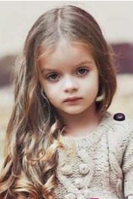 5款小女孩发型扎法设计图 可爱甜美