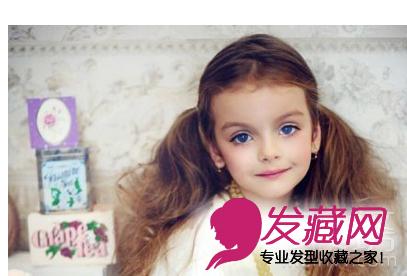 发型/欢度六一必备发型小女孩发型图片推荐(3)
