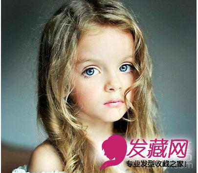 发型/欢度六一必备发型小女孩发型图片推荐(2)