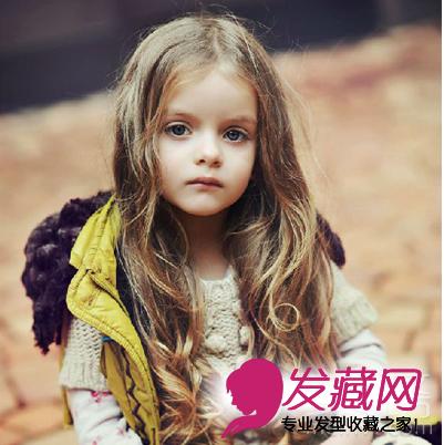 发型 小企鹅/欢度六一必备发型小女孩发型图片推荐(4)