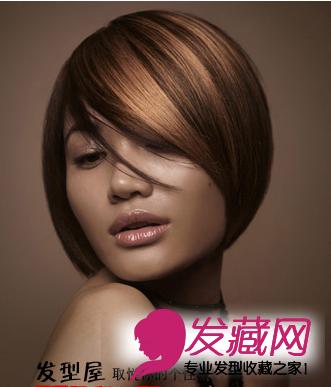 沙宣发型设计图片 冲击你的视觉神经(5)