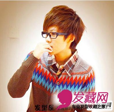 男生发型设计 男生什么样的发型最好看(2)