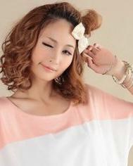 10款独特刘海发型 夏季街头清凉