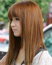 7款日系完美刘海发型 成本季时尚