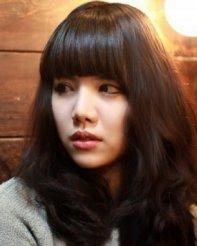 6款韩式中长卷发设计 想要不美都