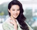刘亦菲走成熟路线女人味卷发彰显都市女性魅力