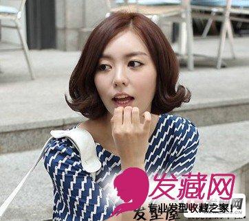 短发发型设计 时尚美观短发发型图片分享(3)