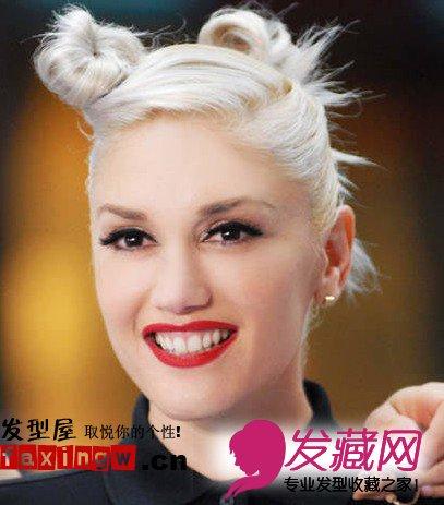 最新欧美女明星发型图片分享(5)