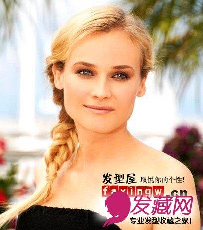 【图】最新欧美女明星发型图片分享(2)