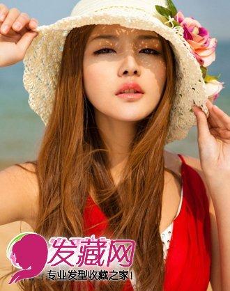 中男生卷发发型打造今夏时尚卷发长发(5)发型齐刘海图片图片