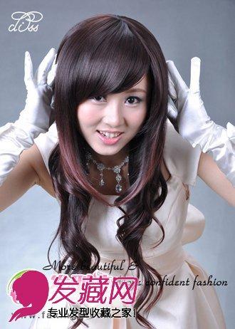 青春活泼系非主流女生发型(4)
