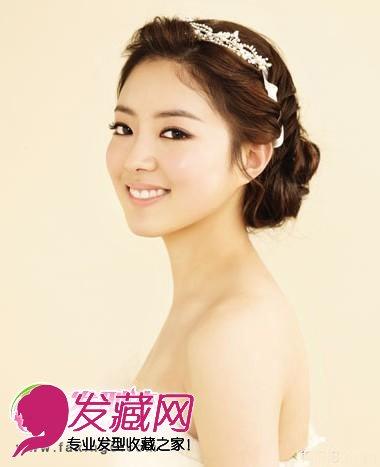 【图】2015新看点最新韩式新娘发型设计(3)