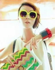 七月夏日麻豆最爱的刘海发型图片