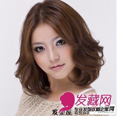 中短发发型设计图片 靓丽短发发型(8)
