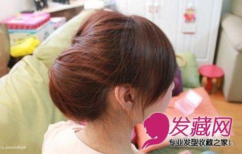 8款简单易学新手发型diy 一看就会