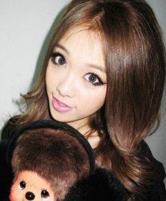 最新流行发型设计 黄一琳发型设计精选