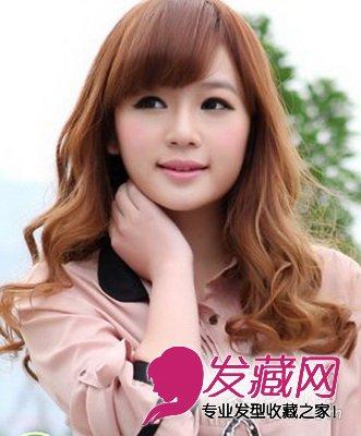 【图】清新甜美可爱 2015流行刘海发型集锦(5)