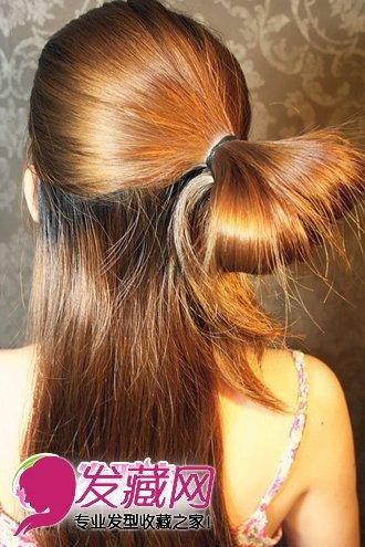 发型网 流行发型 韩式发型 > 韩式发型扎法步骤 最新韩式发型推荐(5)